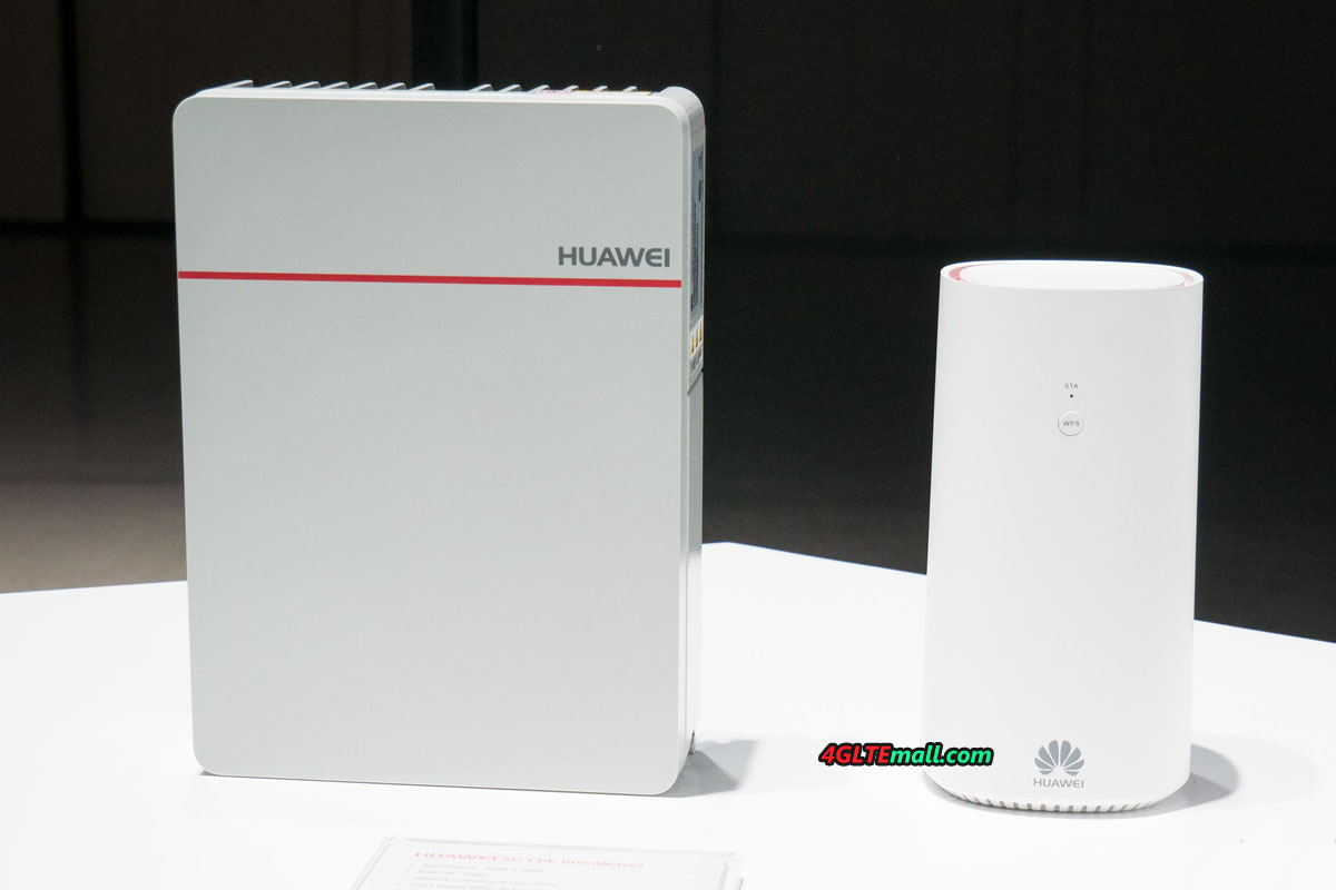 Huawei 5G DIS and 5G CPE Pro Jointly Demonstrated 5G ...