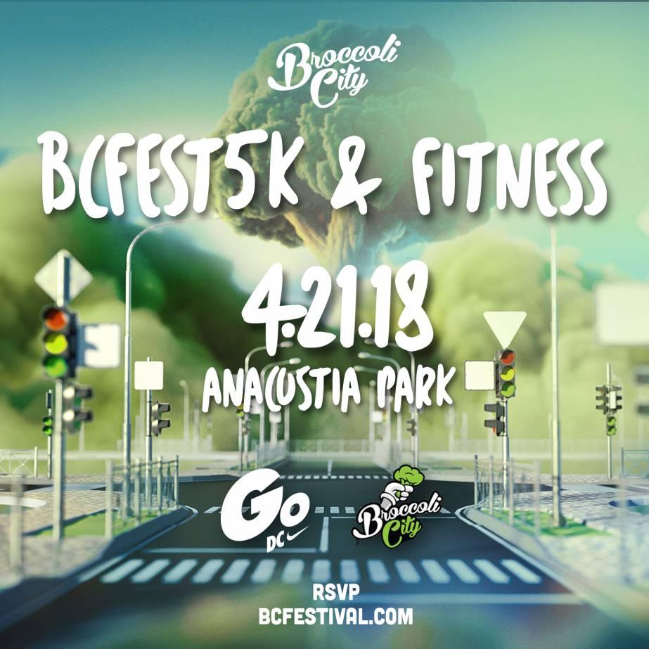 Broccoli City 5K + Fitness Day