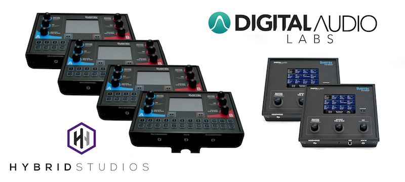 LiveMix at Hybrid Studios