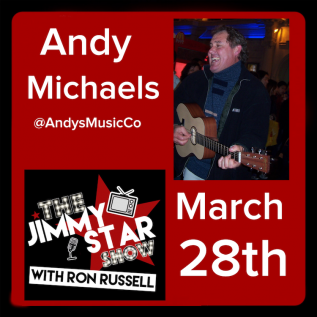 Andy Michaels on The Jimmy Star Show With Ron Russell