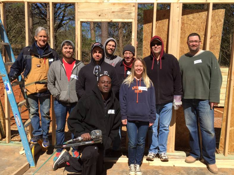 Habitat for Humanity Workday