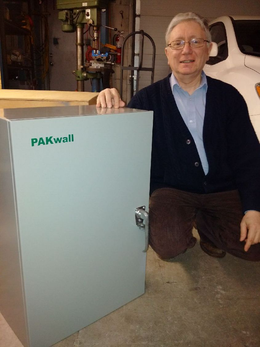 JP and the PAKwall