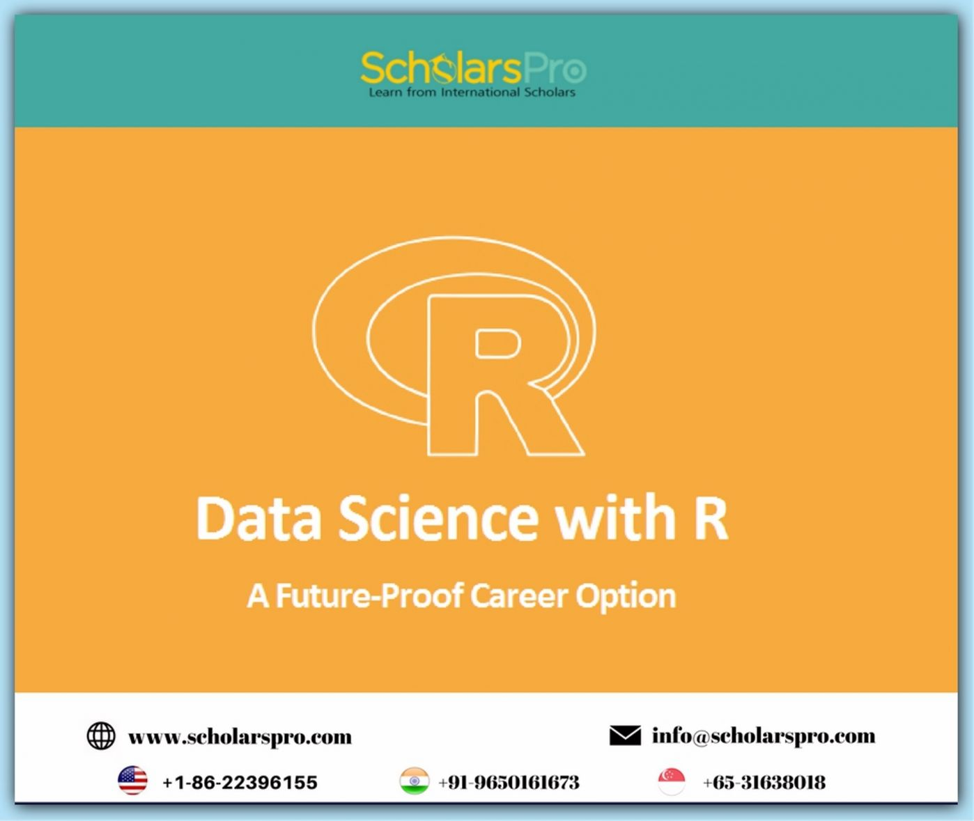 Data Science With R Programming Certification Adding Value To