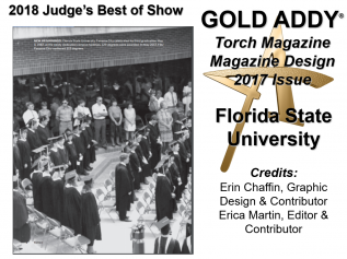 Judges best of show ADDY 2018