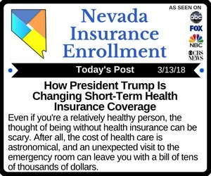 President Trump to Expand Short-Term Insurance Plans