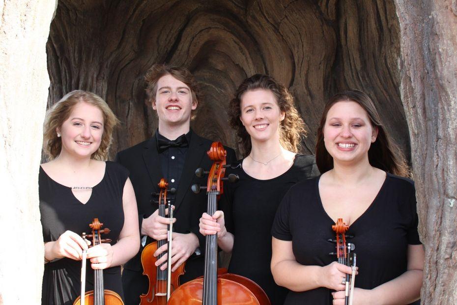 DCPS String Quartet