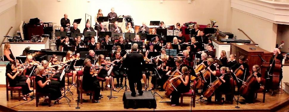 Lake Norman Orchestra: Eduardo Cedeño, Conductor