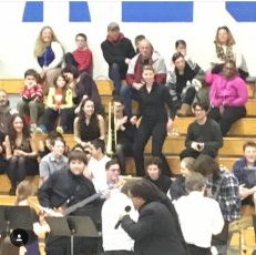 Mashpee Middle School Jazz Band & Mwalim DaPhunkee Professor Bring The Phunk