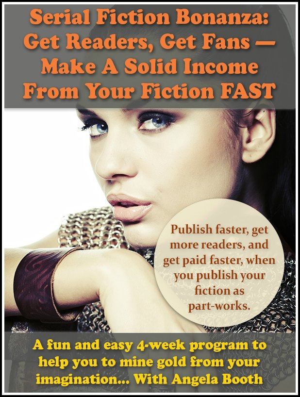 Serial Fiction Bonanza: Get Readers, Get Fans — Make A Solid Income
