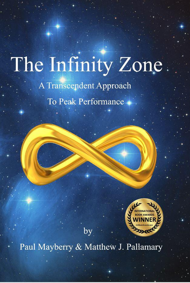 Infinity Zone Front Cover IBA Winner