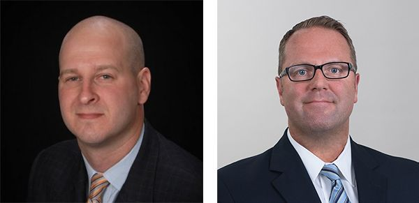 Jason Crane, Head of Retirement Sales; Mike Narkoff, Head of Institutional Sales