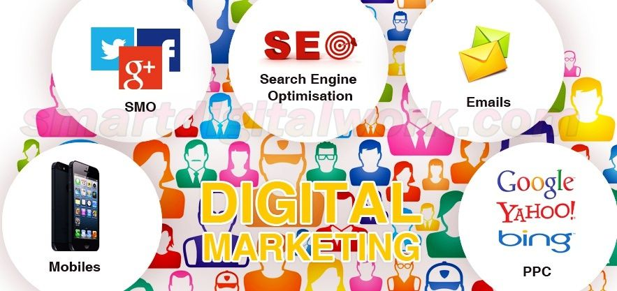 digital-marketing services - smartdigitalwork.com