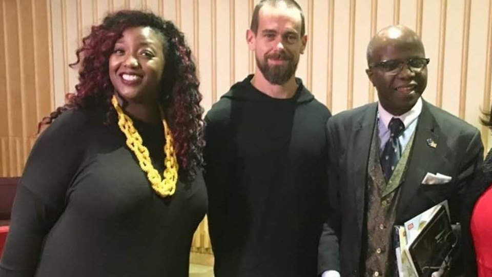 Image result for Dr Imafidon and Dorsey