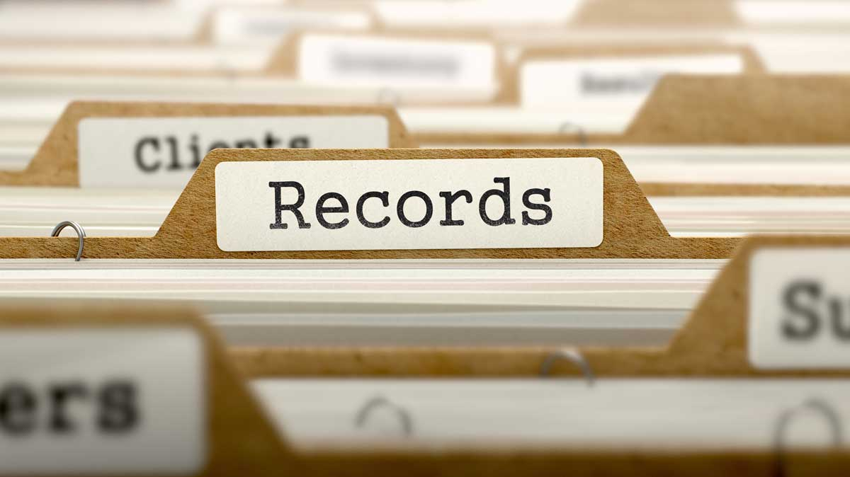 Commercial Records storage & management in El Paso