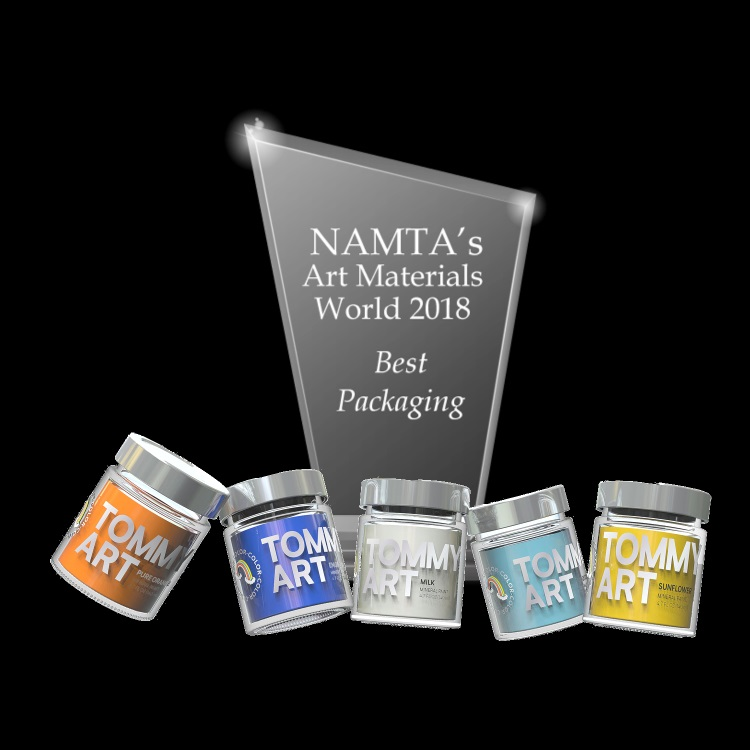 NAMTA Award for Best Packaging