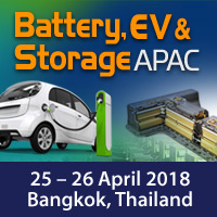 Battery, EV & Storage APAC Summit