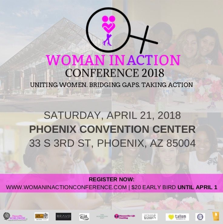 Woman In Action Conference
