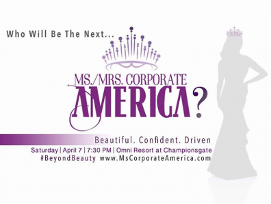 Ms./Mrs. Corporate America 2018