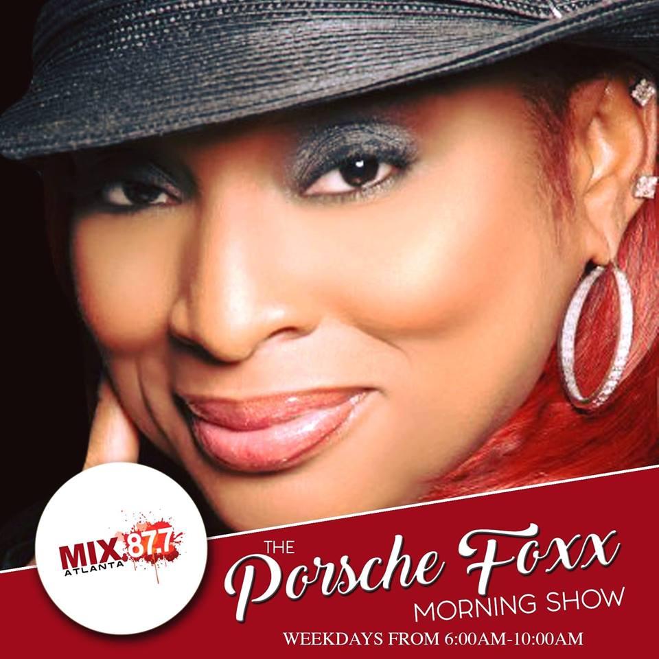 Michael Henderson on the Porsche Foxx Morning Show! TOMORROW at  8:30AM