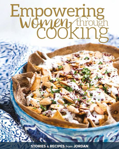 Empowering Women through Cooking Cover Photo