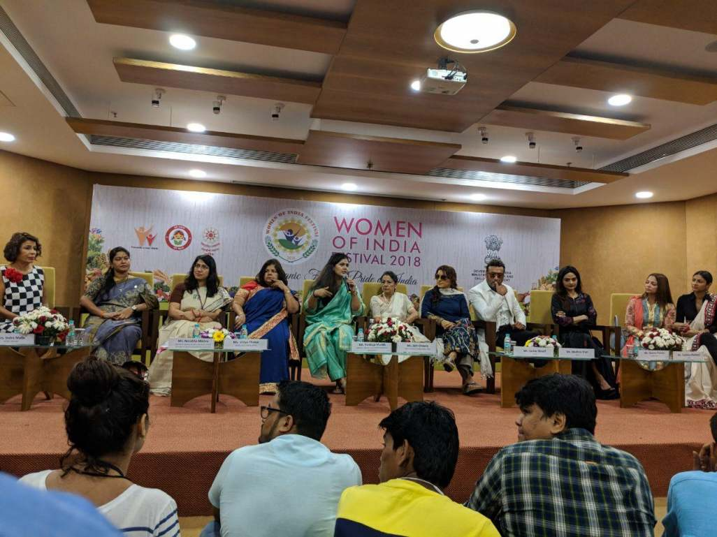 Press Briefing at the Inauguration of Women of Ind