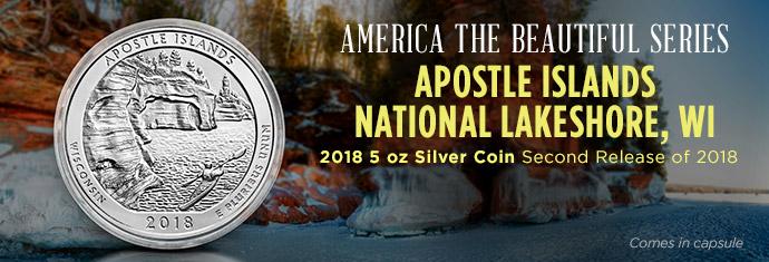 ATB Apostle Island Coin