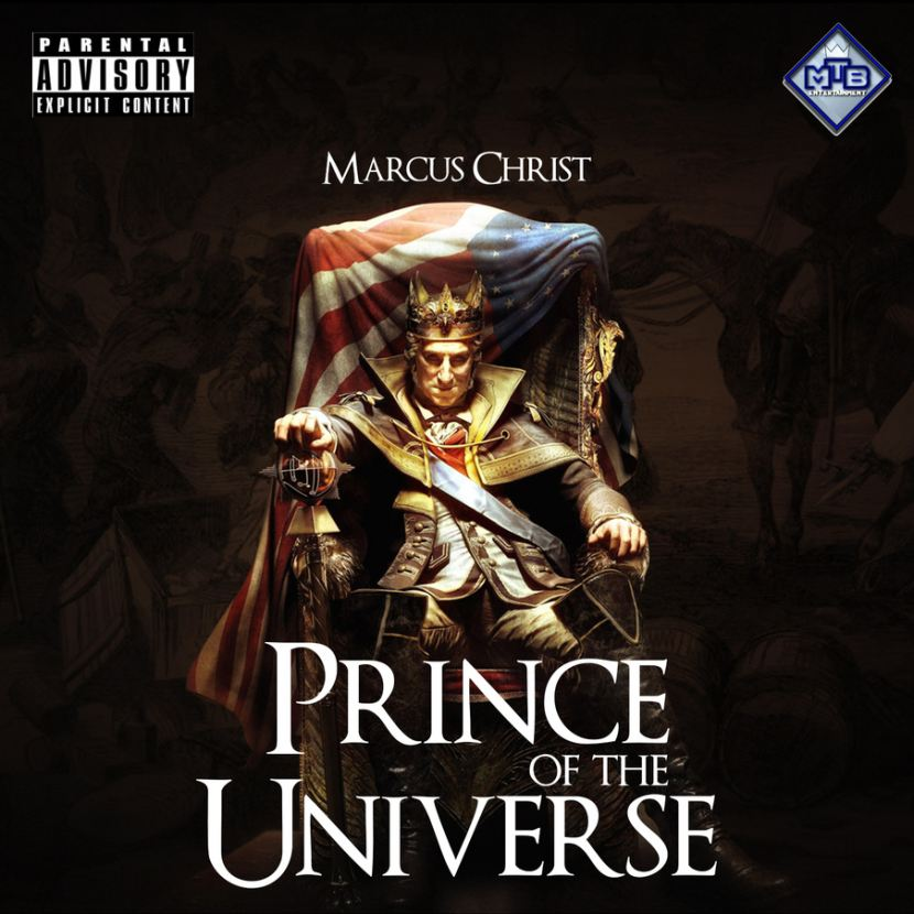 Prince of the Universe Cover