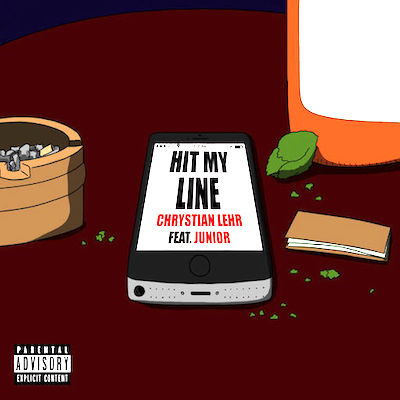 Chrystian Lehr - Hit My Line
