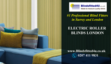 Electric roller blinds london - blindsfitted4u (2)