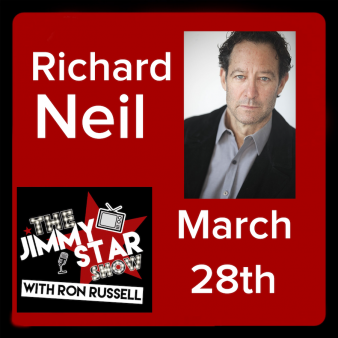 Richard Neil on The Jimmy Star Show With Ron Russell