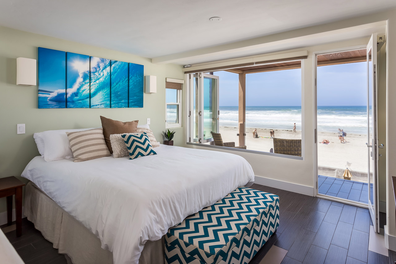 Mission beach san diego ocean front condo sets record for - One bedroom condos for sale in san diego ...