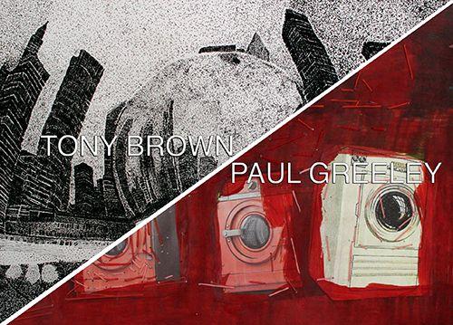 Tony Brown + Paul Greely: It Belongs to His