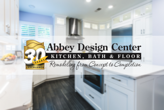 Abbey Design Center is celebrating their 30th year in business!