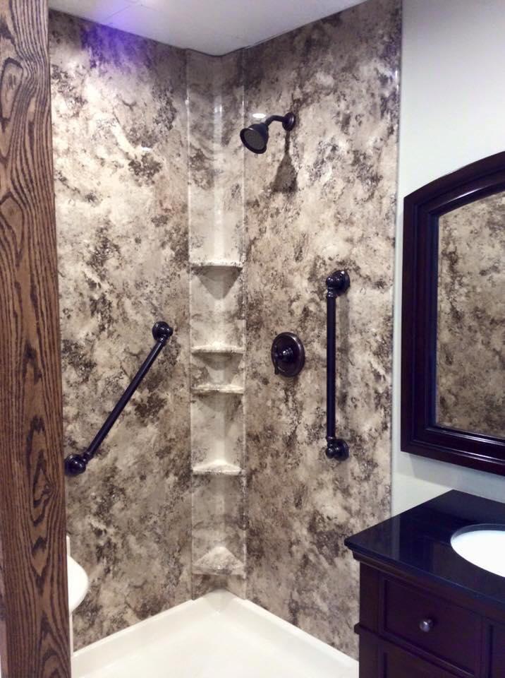 Madeira Granite by Bath Planet