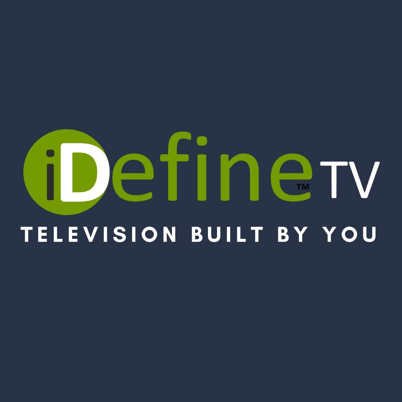 iDefine TV Social Media -NO PHONE