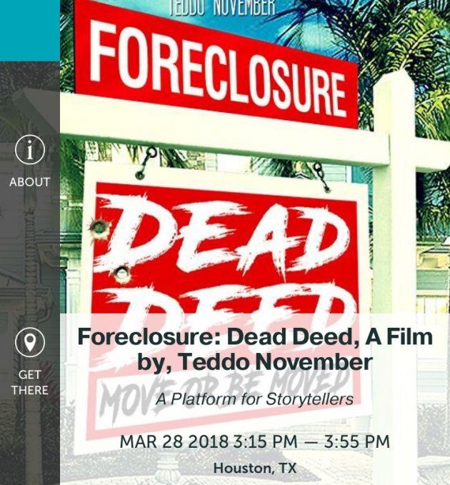 Dead Deed x HBFF