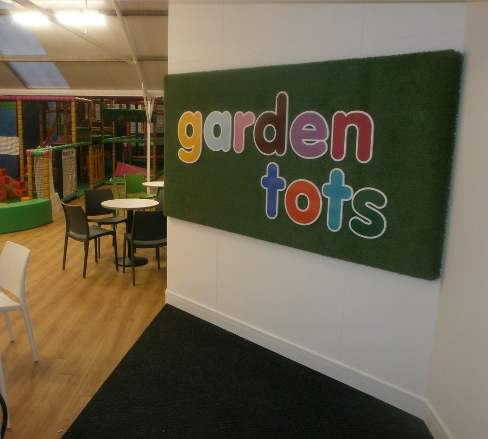 Cherry Lane Bradmore now includes Garden Tots soft play area