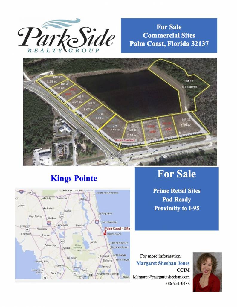 Kings Point available lots.