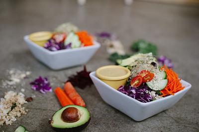 The Green Moustache Organic Café