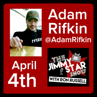 Adam Rifkin On The Jimmy Star Show With Ron Russell