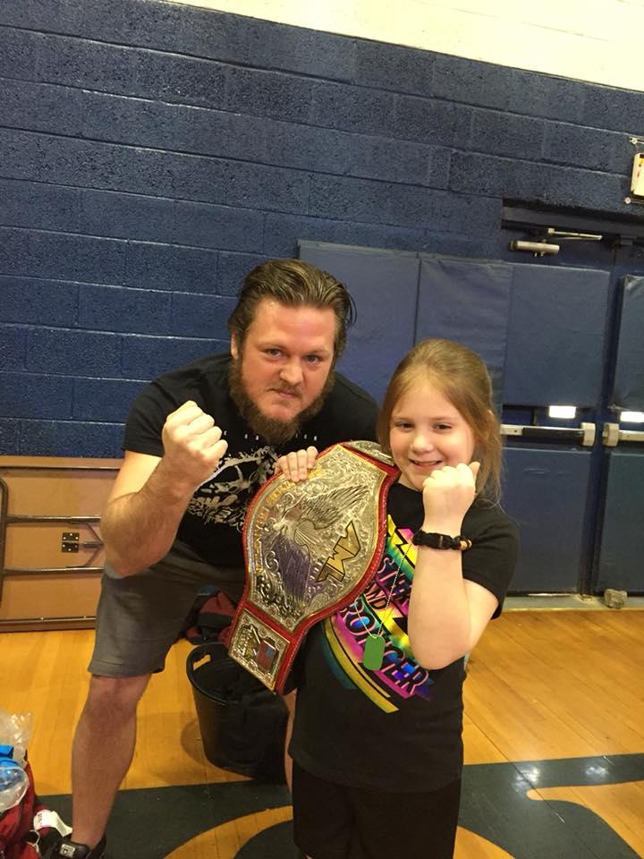 caleb Konley AML Wrestling