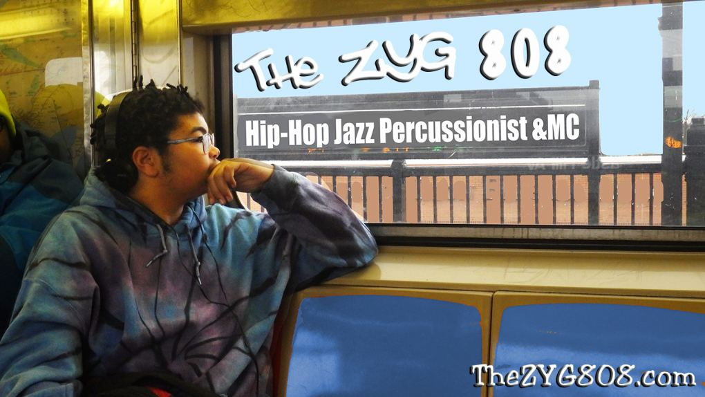 The ZYG 808 sits at the crossroads of Hip-hop and Jazz