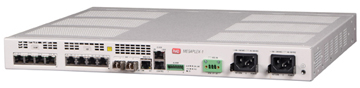 Megaplex-1, a compact, highly reliable multiservice pseudowire access gateway