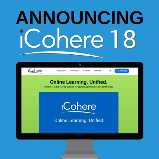Announcing iCohere 18