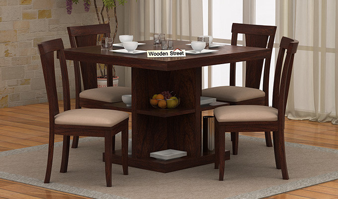Wonderful 4 Seater Dining Table