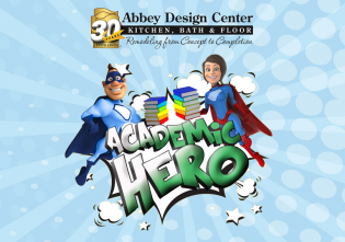 Abbey Design Center Announces Academic Hero Giveaway