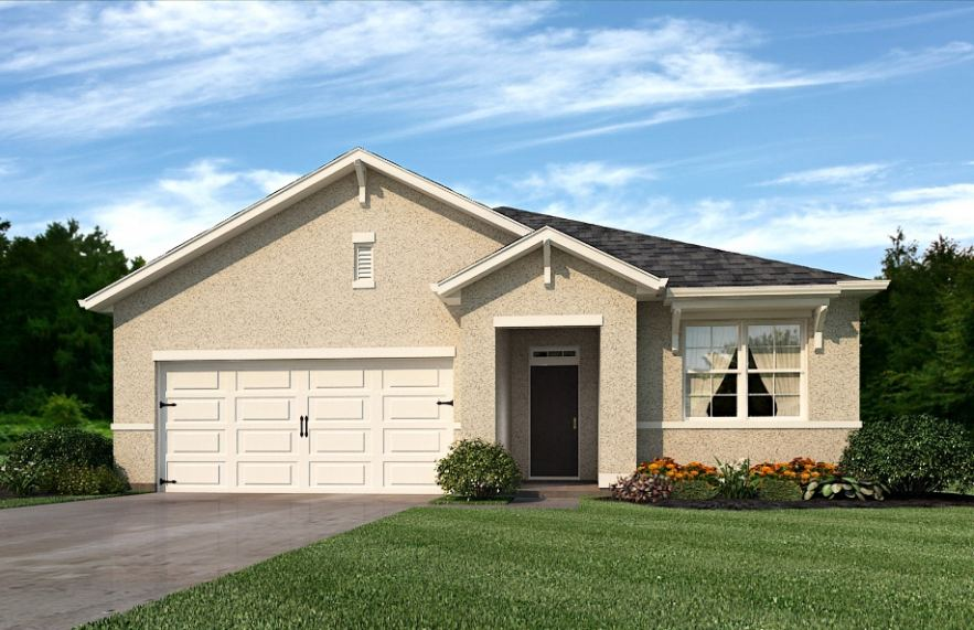 D R Horton S Express Homes Bring Affordability To Collier