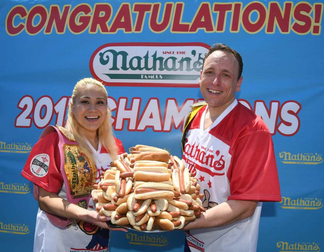 Nathan's Famous 2017