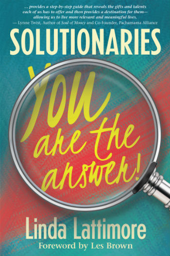 Solutionaries, released April 5 by Emerald Lake Books located in Sherman, CT