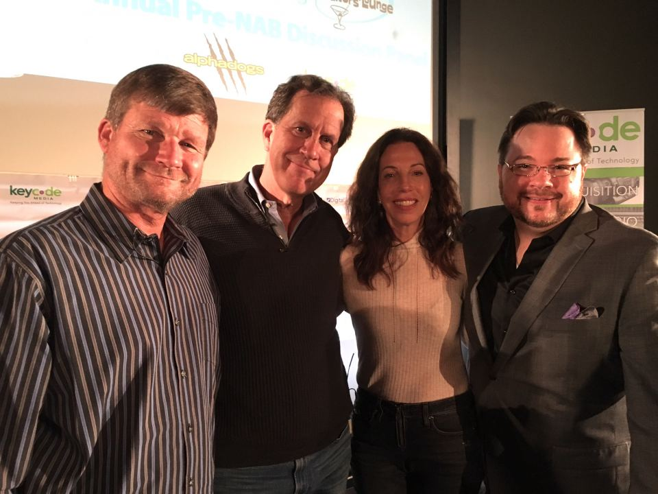 Terence Curren, Mark Raudonis, Kathryn Himoff & Michael Kammes